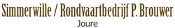 Simmerwille/Rondvaartbedrijf P. Brouwer